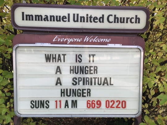 Immanuel - Facebook page