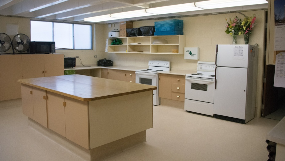 Immanuel - kitchen