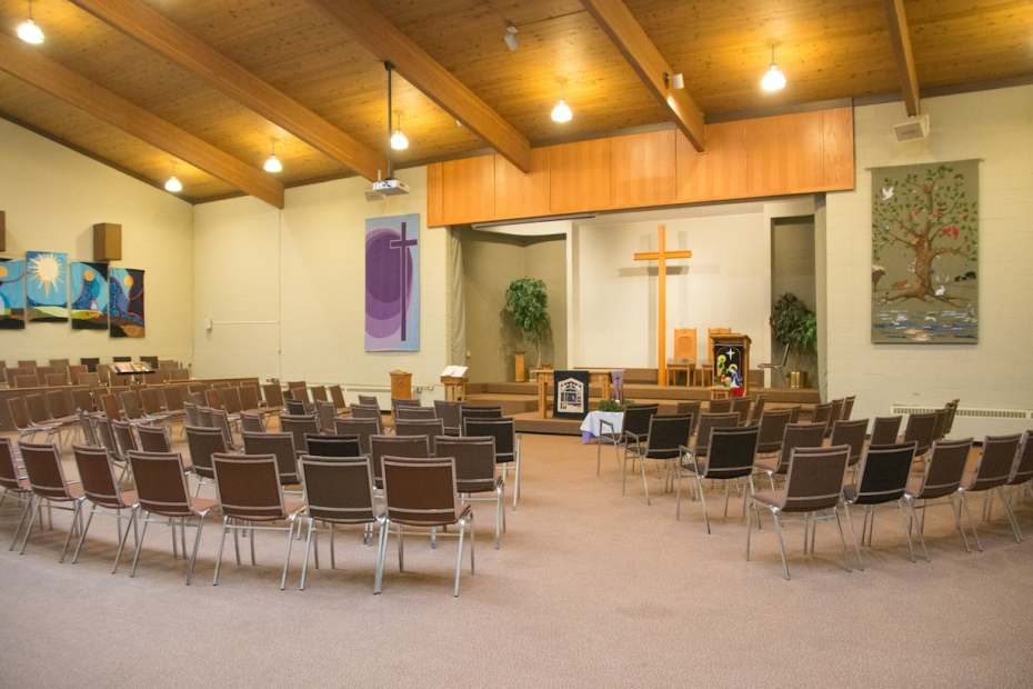 Immanuel- sanctuary