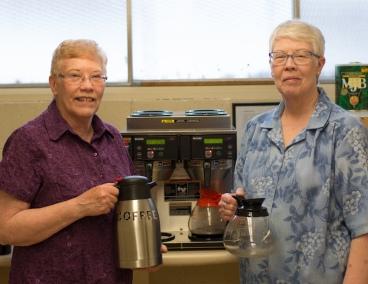 Immanuel - Linda and Judy